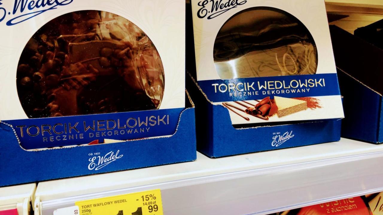 ポーランドのお菓子