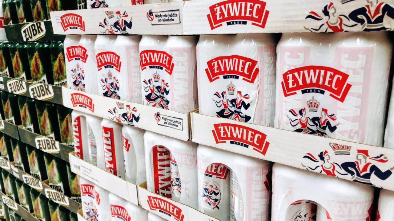 ポーランドのビール