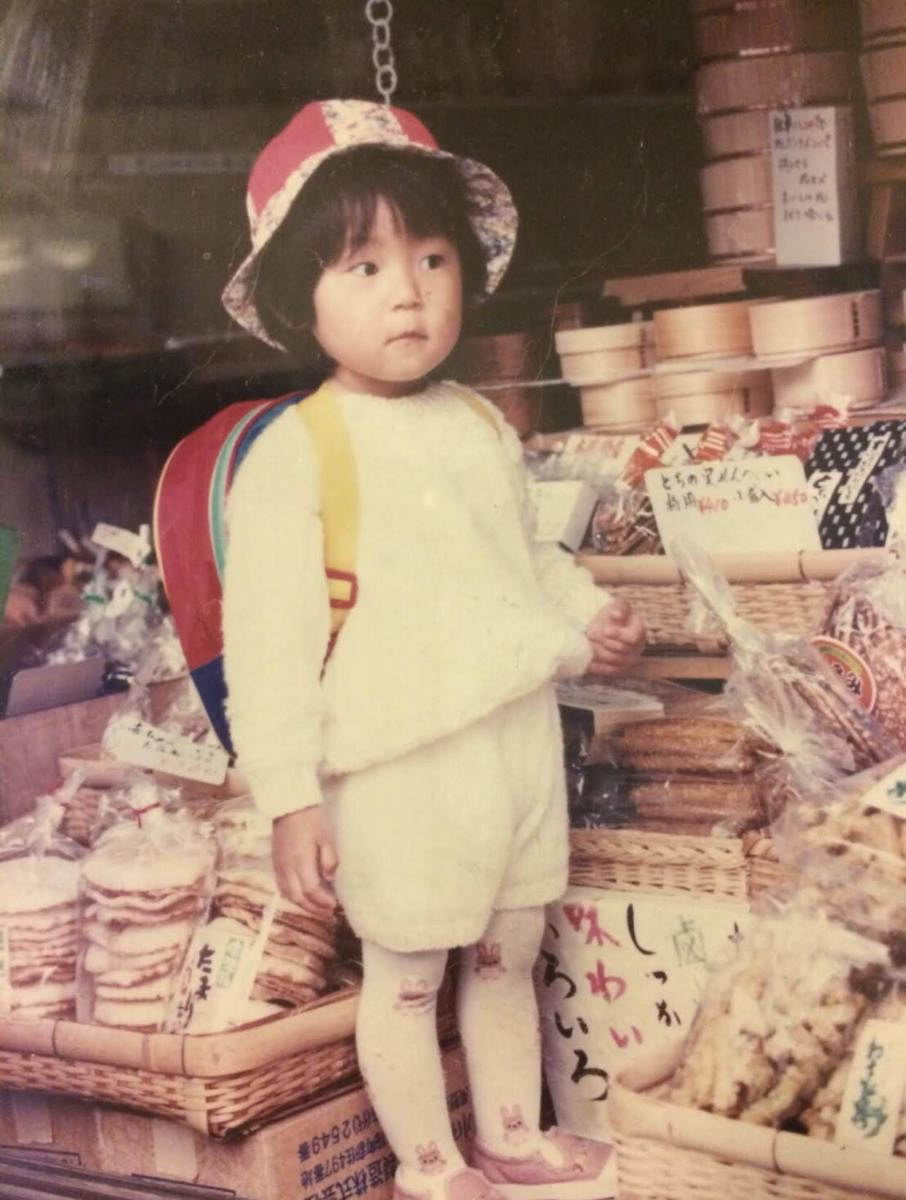 カントリーマアムが小さくなったのではなく、私が大きくなったのだ。