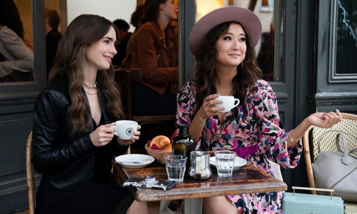 「エミリー、パリに行く」が面白くなくて悩んでます